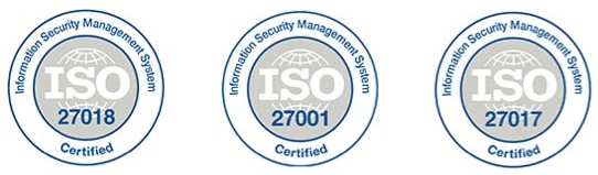 ISO 27001, ISO 27018, ISO 27017 en G Suite, Google Apps