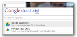 Imprimir con Google Cloud Print