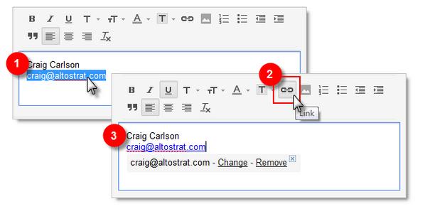 Añade tu correo a la firma de Gmail