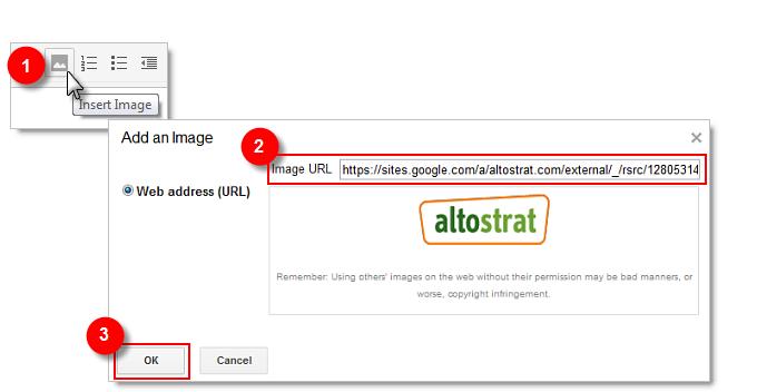 Insertar imagen en la firma de Gmail